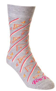 Grey Zillah Trishape Toe Porn Socks- R80 each. View more of this bold sock collection on www.thestylista.c... @The Stylista #style #fashion #accessory #men #socks #thestylista