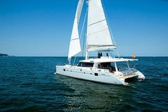 www.papilloncharter.com Alquiler catamaran Ibiza. Sunreef 62 Depende IV - Vistas exterior