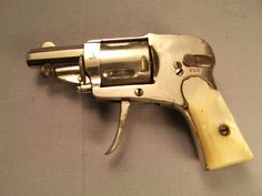Hammerless Folding Trigger Pocket Pistol