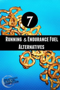 Ditch the gels! 7 Real Food Running & Endurance Fuel Alternatives