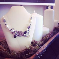 Anna Balkan One of a Kind Necklace