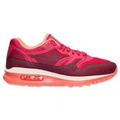 premium selection 77b74 a938f Chaussures Nike Air Max Lunar 1 Femme Rose Fuchsia Aimant Gris Clair Mangue  pas cher france