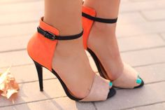 I BASIC SANDAL from Zara #heels #highheel #sandals