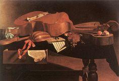 TICMUSart: Musical Instruments - Evaristo Baschenis (I.M.)