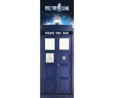 Doctor Who - Deur Poster