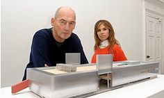 Rem Koolhaas' Oma To Design New Home For Dasha Zhukova's Garage in Moscow