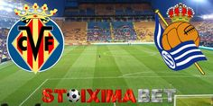 Βιγιαρεάλ - Σοσιεδάδ - http://stoiximabet.com/villarreal-sociedad/ #stoixima #pamestoixima #stoiximabet #bettingtips #στοιχημα #προγνωστικα #FootballTips #FreeBettingTips #stoiximabet