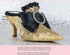 Zapatos de Novia de Marie Antoinette... por everlastinglifashion