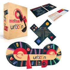 Juego Monopoly Propuesta de Juego Monopoly Edición Bauhaus.