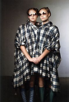 A Dress For Two  Bernhard Willhelm, Spring–Summer 2007photography freudenthal/verhagen