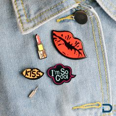 Check out & Grab our awesome brooches!??  #brooches #crazysexycool #quirky #love #happyshopping #quirkyfashion #lovethese #instafashion #awesome #ONEFORALL