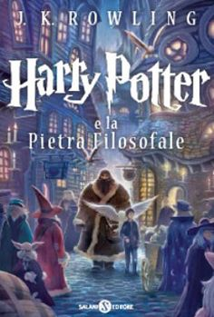 Harry Potter e la pietra filosofale pdf gratis download J. K. Rowling