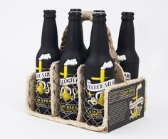 Anchor Steam Package Redesign by James Butler, via Behance