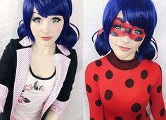 DIY Miraculous Ladybug Halloween Costume Idea