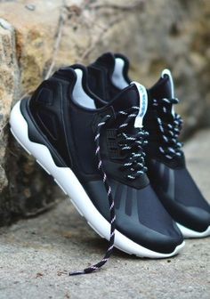 adidas Originals Tubular Runner  Black White Adidas Originals Tubular Runner,  Sneaker Boutique, 4db5281d01a