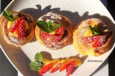 Zeppole di San Giuseppe cotte a forno e senza glutine!!