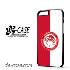 Olympiakos FC DEAL-8169 Apple Phonecase Cover For Iphone 6 / 6S