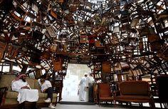 Tadashi Kawamata: Chairs