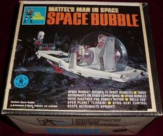 """Drive-In Theater Of The Mind, vintagegeekculture: Mattel's """"Man in Space"""" toy. Vintage Toys 1960s, 1960s Toys, Retro Toys, Vintage Ads, Gi Joe, Childhood Toys, Childhood Memories, Space Toys, Major Tom"""