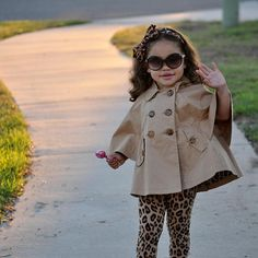 #kids #fashion #cute #leopard #style #baby #toddler #swag