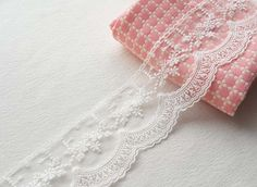 1 Yard 2-3/4' Wide White Cotton Embroidery lace Fashion Craft Supply ** Read more reviews of the item by visiting the link on the image. Sewing Lace, Love Sewing, Disney Sweaters, Coach Discount, Discount Price, Military Discounts, Coupon Holder, Amazon Art, Sewing Stores