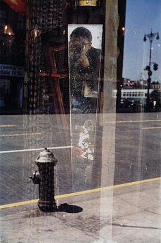 Self Portrait, New York, © Saul Leiter Mirror Photography, Self Portrait Photography, People Photography, Vintage Photography, Fine Art Photography, Photography Tips, Landscape Photography, Nature Photography, Fashion Photography