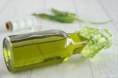 Bärlauch auf Vorrat: Bärlauch-Öl & Bärlauch-Salz sind so schnell & einfach selbst gemacht & lecker, da kann man sich das zarte Aroma das ganze Jahr bewahren