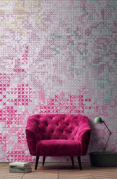 Fototapety gobelin 1 Livingwalls Walls by Patel Photo Wallpaper, Wall Wallpaper, New Background Images, Salon Interior Design, Modern, Love Seat, Living Room Decor, Accent Chairs, Walls