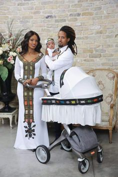 Proud habesha. Rocking the  tradetion.Very cool. Me love it.