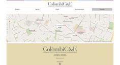 Colombi C&E, è la prima agenzia di pubblicià finanziaria nata a Milano nel 1933. Gestisce tutte le attività di graphic design e media buying relative alla pubblicità finanziaria, campagne istituzionali e di prodotto. http://www.colombisrl.com  Dal 2007 gestiamo la loro immagine sul web. È ora online l'ultima versione del loro sito, responsive e ottimizzata per tablet e mobile. http://www.filippovezzali.com/web/works/work/?idw=43