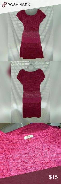 l.e.i. Sweater Dress in excellent conditions l.e.i. Sweater Dress,  great for fall & winter lei Dresses Midi