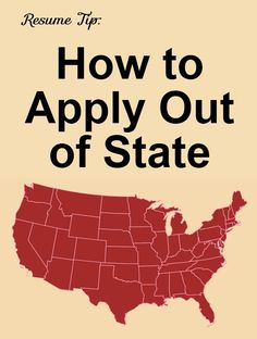 Resume Tips for those Willing to Relocate: This may come in handy for the future