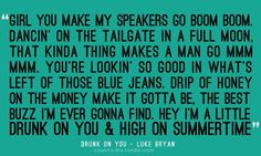 ~Luke Bryan - Click image to find more Film, Music & Books Pinterest pins