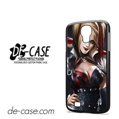Herley Quinn Game DEAL-5260 Samsung Phonecase Cover For Samsung Galaxy S4 / S4 Mini