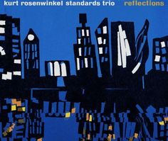 "Kurt Rosenwinkel's ""Reflections"" is his eighth studio album as a band leader recorded on June 18-20 2009. TODAY in LA COLLECTION RVJ >> http://go.rvj.pm/dk4"
