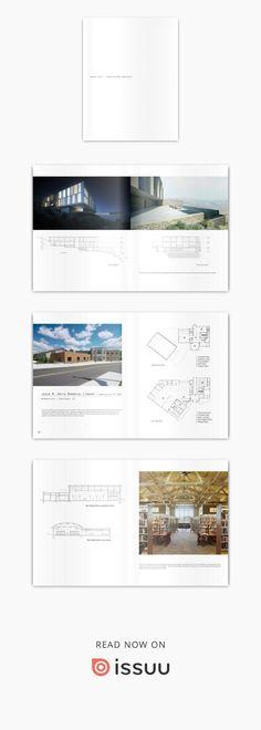 Andres Diaz | Architecture Portfolio Portfolio of Architectural Design #architectureportfolio