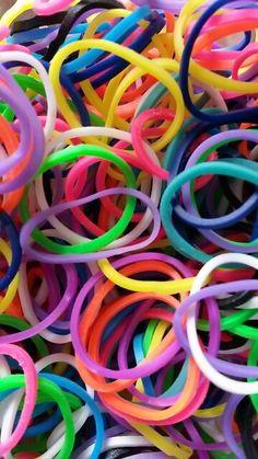 Loom bands :D