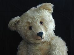 MY TEDDY BEAR MUSEUM - A Virtual Museum of Beautiful Vintage and Collectible Bears : Steiff Bear 1920s