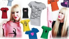 ¡¡Te enseño mis camisetas!! / MARIA DOVAL BALLET
