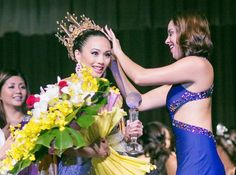 Camarin Mendiola Crowned Miss World Guam 2013