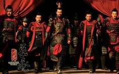 Yue Fei and Soldiers