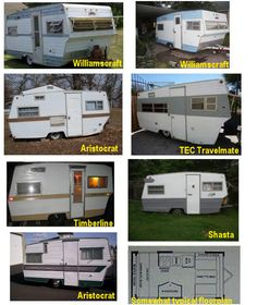 Aristocrat Vintage Trailers and similar models to the Lo-Liner