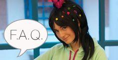 Vanellope von Schweetz Cosplay FAQ