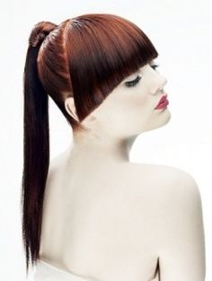 Book your next hair consultation at www.lookbooker.com.sg and try this elegant ponytail today!
