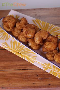 Try some delicious Ranch Popcorn Shrimp for your next get together!