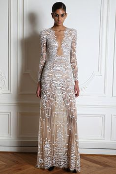 Zuhair Murad Fall 2014 Ready-to-Wear Collection Slideshow on Style.com