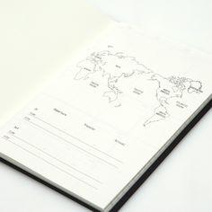 Voyage Eco Travel Journal