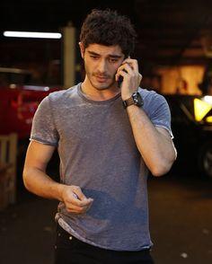 Yrrr I love him💜💜💜 Turkish Men, Turkish Beauty, Turkish Actors, Cute Love Couple, Best Couple, Murat And Hayat Pics, Cute Beauty, Pop Singers, Fine Men