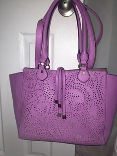 Latique Tote in Pink