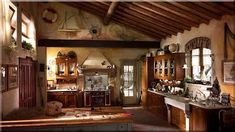 40 Unordinary Italian Rustic Kitchen Decorating Ideas To Inspire Your Home